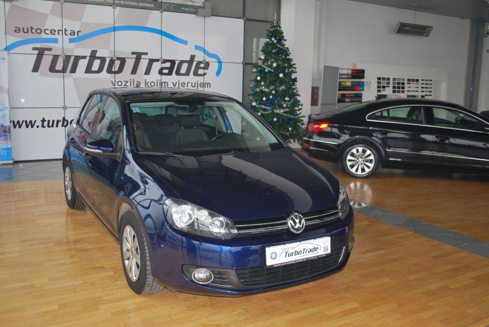 Volkswagen Golf VI 1.6TDI