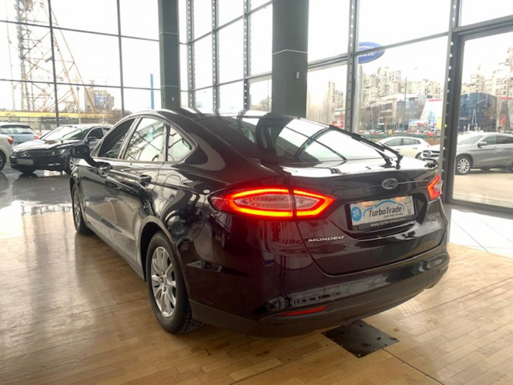 Ford Mondeo 2.0 TDCI Business powshft